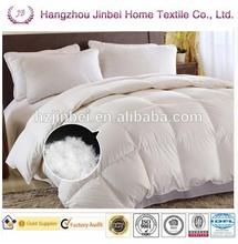 Walmart 100% Cotton White Duck Down Duvet /Down Comforter