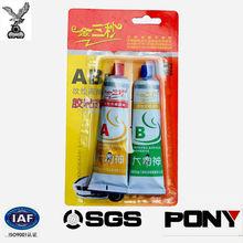 Clear epoxy resin ab glue 20g/card