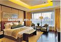 durable de lujo del hotel muebles de la sala