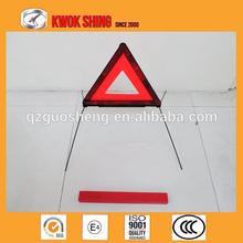 car emergency kit,car triangle warning sign