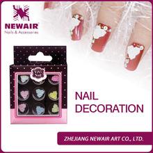 VIivi Brand Soft Crystal Flower Wholesale Nail Decoration