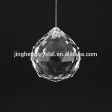 crystal chandelier trimmings machine cut