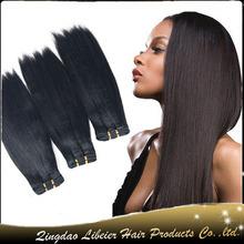 Hot sale 100% natural human wet and wavy brazilian hair
