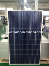popular Sale 250W Poly Solar Panel in Stock with Very Competitive Price and Swift Delivery Time