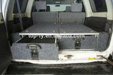 4x4 off-road accessories car Rear Drawers for Nissan Patrol Y61