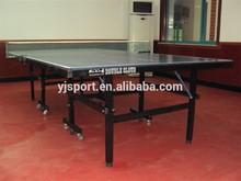 density board folding table tennis table
