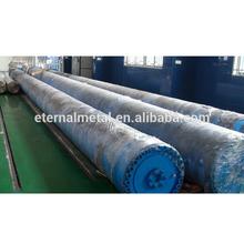 Hydraulic cylinder used in super-high hydraulic flap gate S198