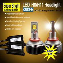 factory price truck Offroad auto Car h8 led headlight bulbs