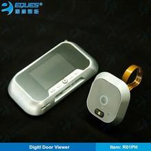 2.8'' LCD Auto Alarm PIR Motion Detection door security viewer