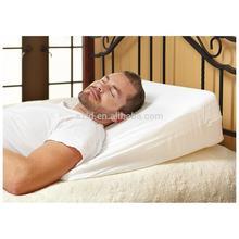 Memory Foam Anti Snoring Bed Wedge Pillow