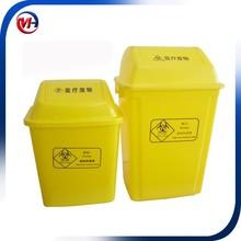 wall mounted trash bin