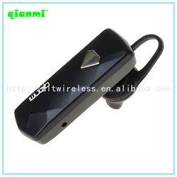 Plastic on ear mono wireless bluetooth earpiece