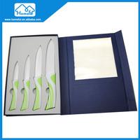 Environment-friendly zirconia ceramic kitchen knife