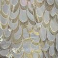 brocado de seda de tela de lurex de brocado de seda tela