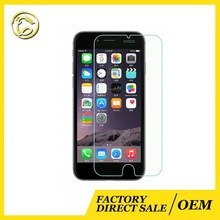 YLX High Quality Good Prices Scratch-Resisitant Clear Screen Guards For Iphone 6