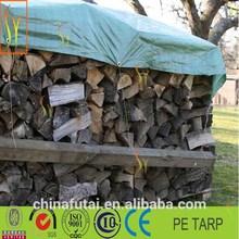 Wood cover ,Lumber wrap ,PE tarp