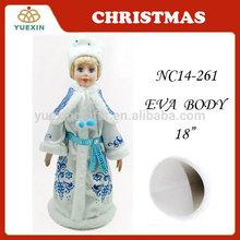 18 inch Christmas Tree Top Decoration,Christmas Princess figurine