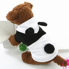 Pet Clothes Dog Cat Funny Panda Baby Transformation Apparels Puppy Soft Material Sweater New Arrival Size XS-XL