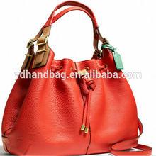 Ladies fashion online shopping cheap leather handbag