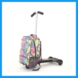 scooter kids luggage