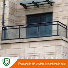 aluminum balcony railing design prices