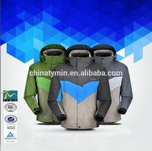 New Arrival 3 in 1 High Quality Custom Wholesale Jacket Men Winter Waterproof Jacket