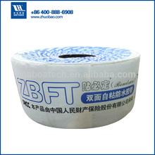 Heat Resistant Flexible Waterproofing Self Adhesive Bitumen Tape