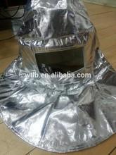 fire escape hood aluminum foil cotton cloth