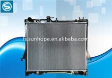 car auto radiator for Japanese Cars