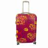 high quality plastic abs luggage case, baigou luggage factory