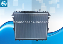 High quality vehicle radiator for mitsubishi for MIT140