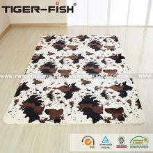 Best Selling Printed Design Carpet Rug,Soft Thick Floor Rug