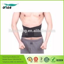 Unisex Neoprene Waist Support Pain Back Elastic Brace Adjustable Waist Trimmer Belt and Slimming Back Support