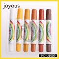 الجملة الأكثر مبيعا منتجات عيد الطفل اللون البني الشعر ألوان الشعر أسماء أقلام الطباشير