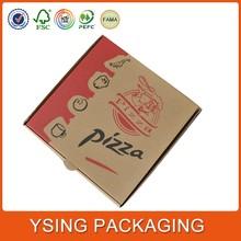 Custom Made Carton Pizza Box
