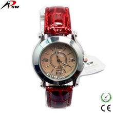 cool pearl in dial rhinestones many styles quartz lady watches leather watches