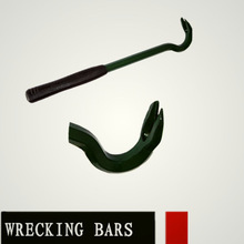 OEM orders high quality cheap W17 forged wrecking bars factory