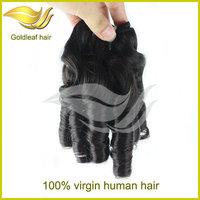 wholesale china factory import & export virgin indian funmi hair weft