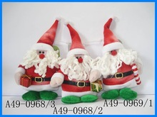 Guangdong Factory produce High Quality Christmas Door Hanger Craft popular design