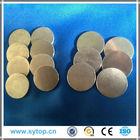 AgW80 alloy for blank coins