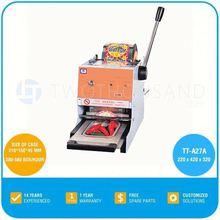 Plastic Cup Sealer - 300 ~ 500 Box / Hour, 220 * 420 * 320 mm, TT-A27C