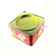 el más reciente 2014 favores de navidad china alibaba de chocolate hershey caja de la lata