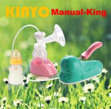 Manual Breast Pump Allaitement Milk Bottle Anti-Dust Sucker Baby Breastfeeding