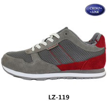 Favorable price soft comfort man shoe/athletic shoe