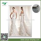 Romantic and beautiful big wedding photo frame