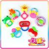 RAINBOW TALE cheap plastic baby rattle toys
