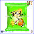 chips de patata de plástico de envasado de alimentos bolsa de impresos personalizados diseño de la fábrica