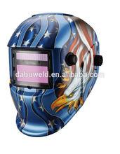 American eagle solar auto-darkening welding Helmet tig mig arc certified