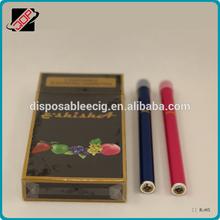 Cost-saving durable use e shisha hookah pen 800puffs 360mah disposable e-hookah vaping ecig