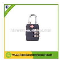 Professional changeable zinc alloy Tsa lock/TSA luggage lock/TSA combination lock